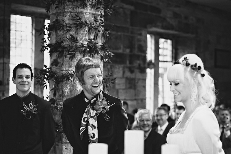 Nicola & David, Rock and roll wedding York Hospitium. York Wedding Photography Andy Gaines