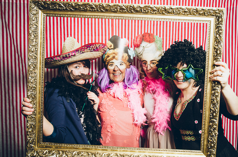 wedding photobooth yorkshire