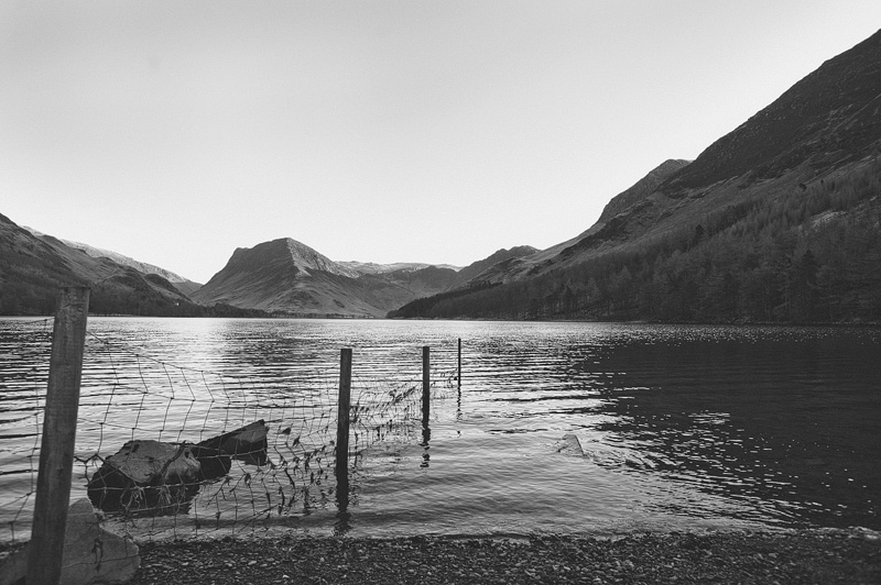 buttermere wedding sunset photographer