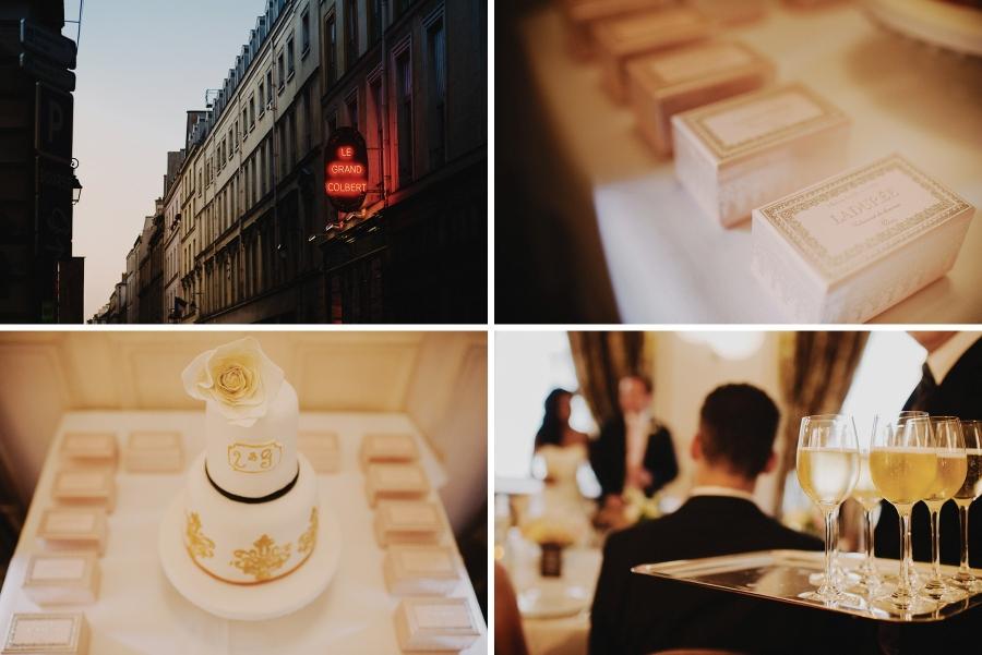 Chapelle expiatoire wedding photographer