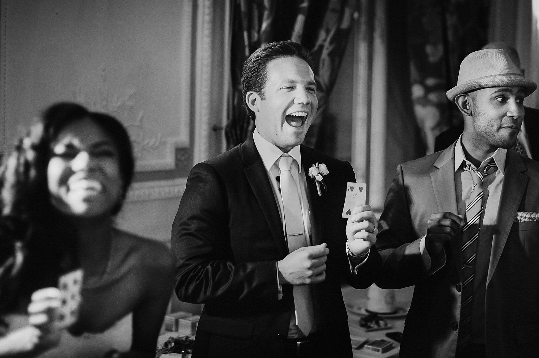 macro restaurant wedding reception