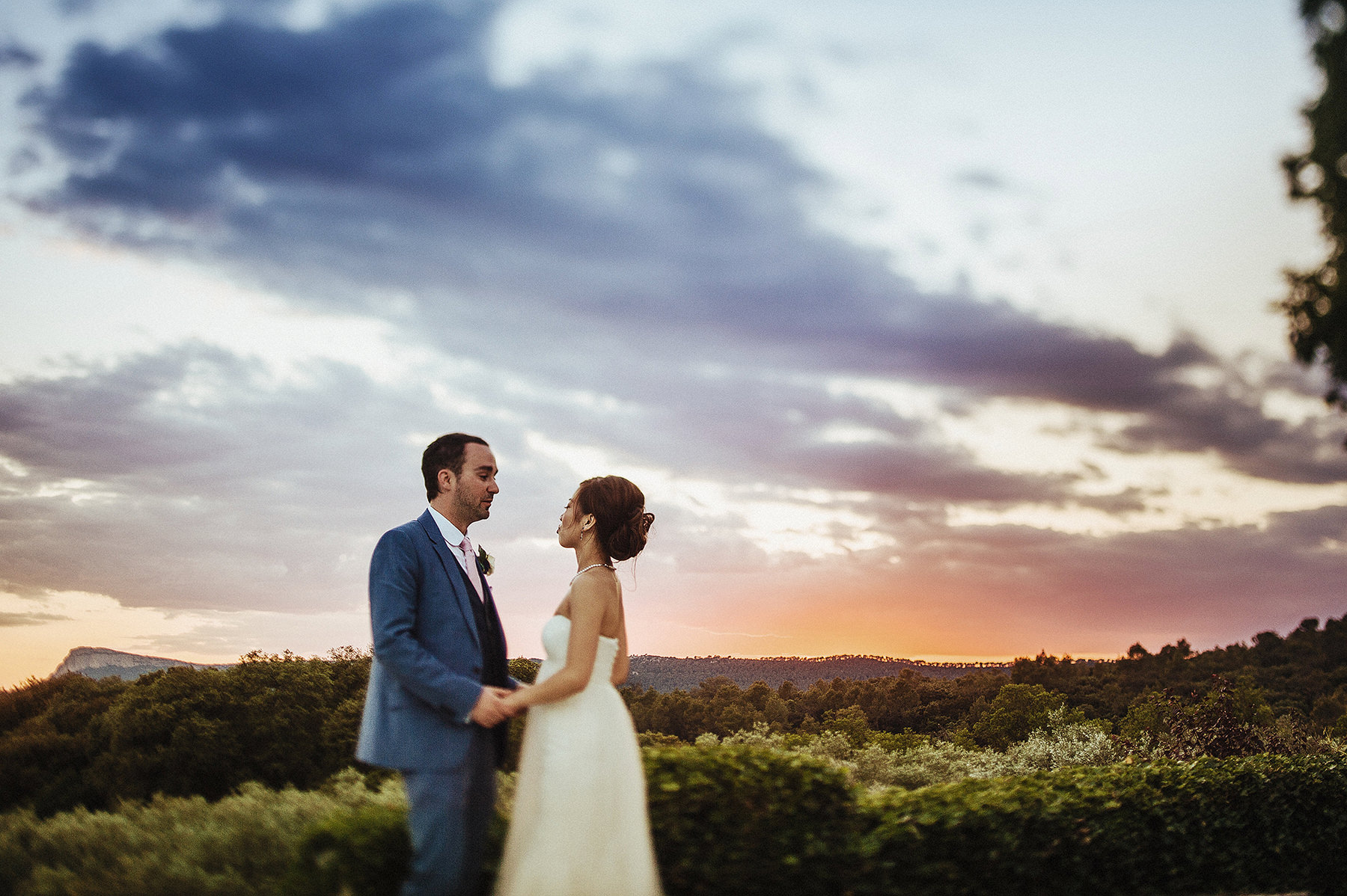 Mas Saint Germain Wedding photographer