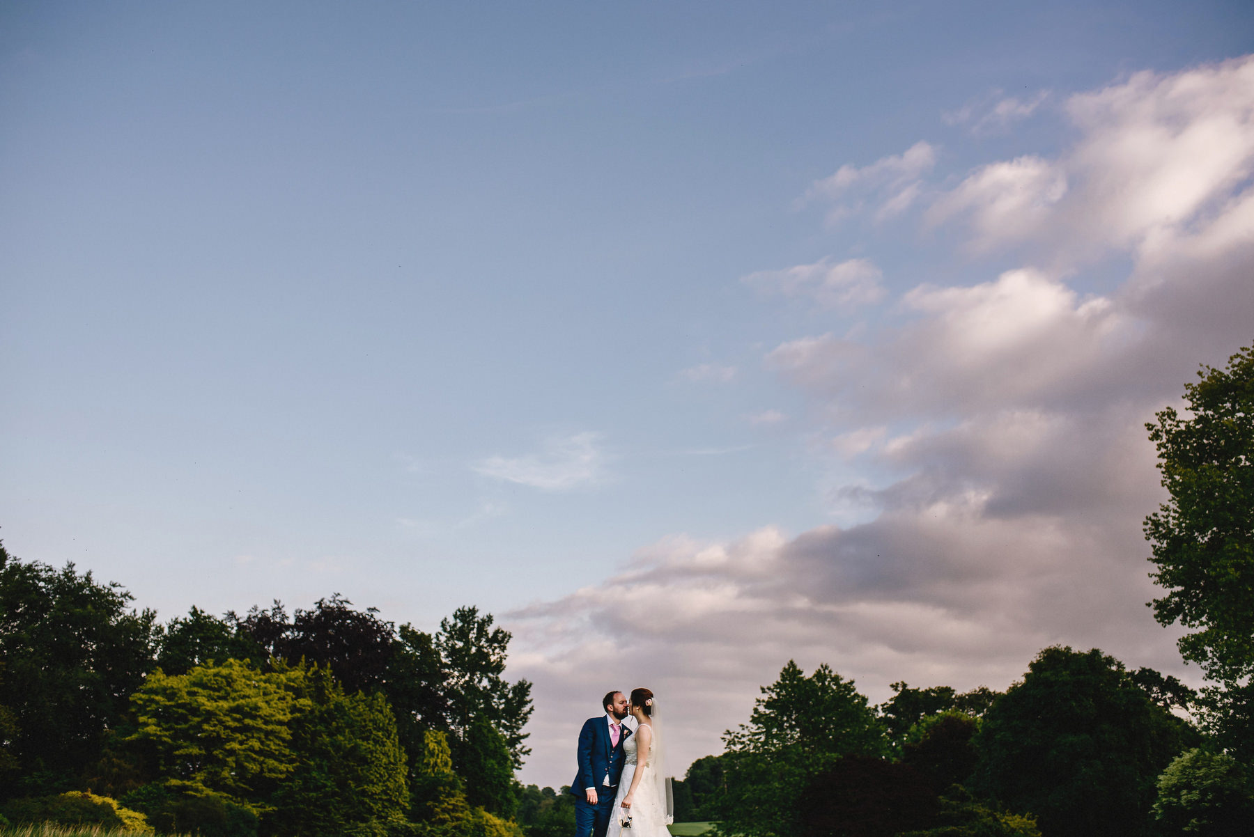 Brympton House Wedding Photographer 010