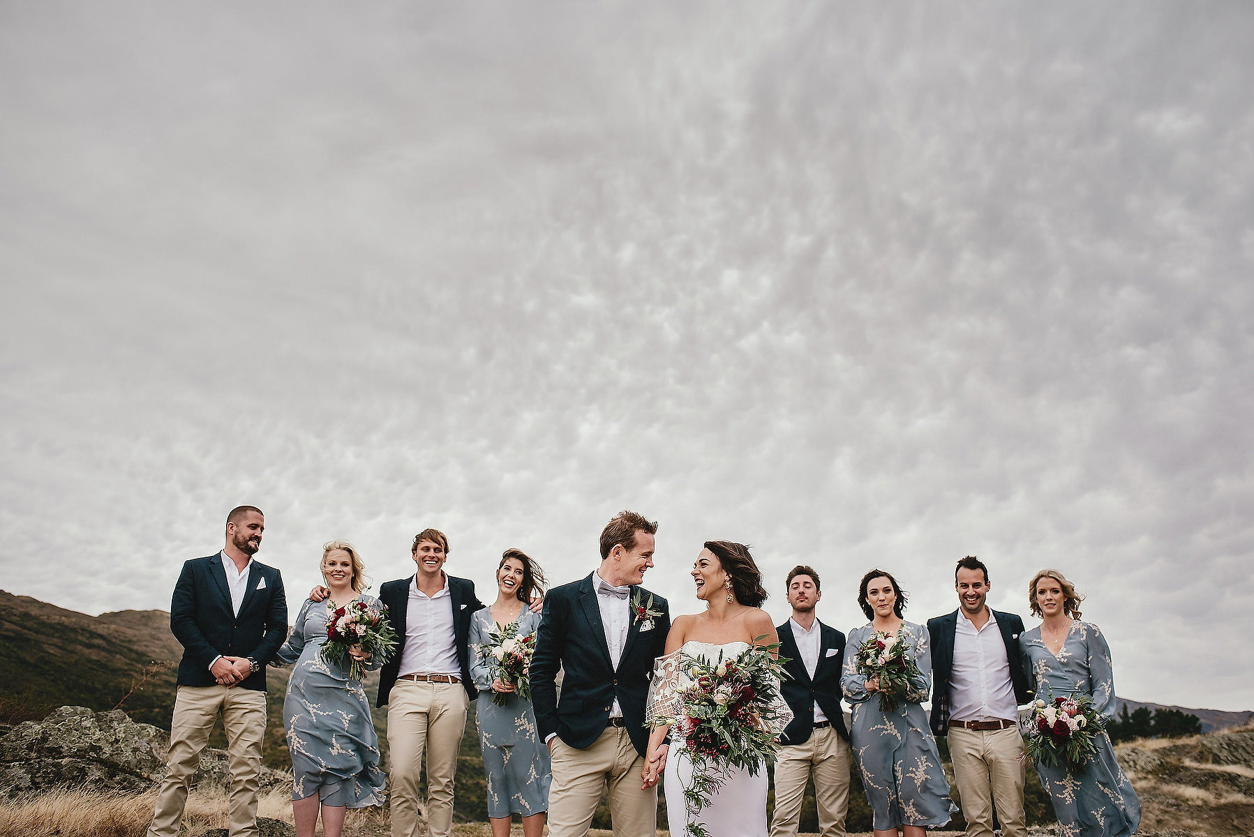 Peregrine Winery Queenstown Wedding Photography