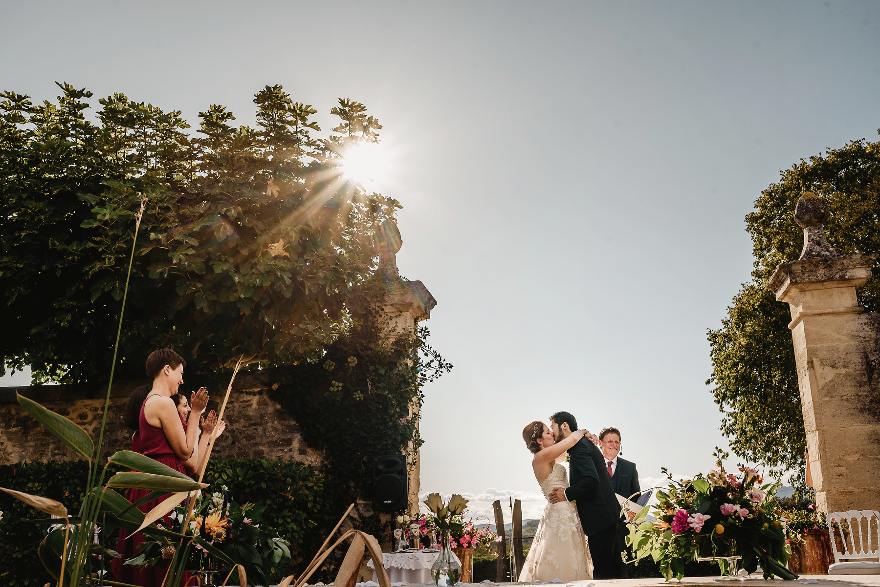 Domaine St Germain Montpellier Wedding Photographer