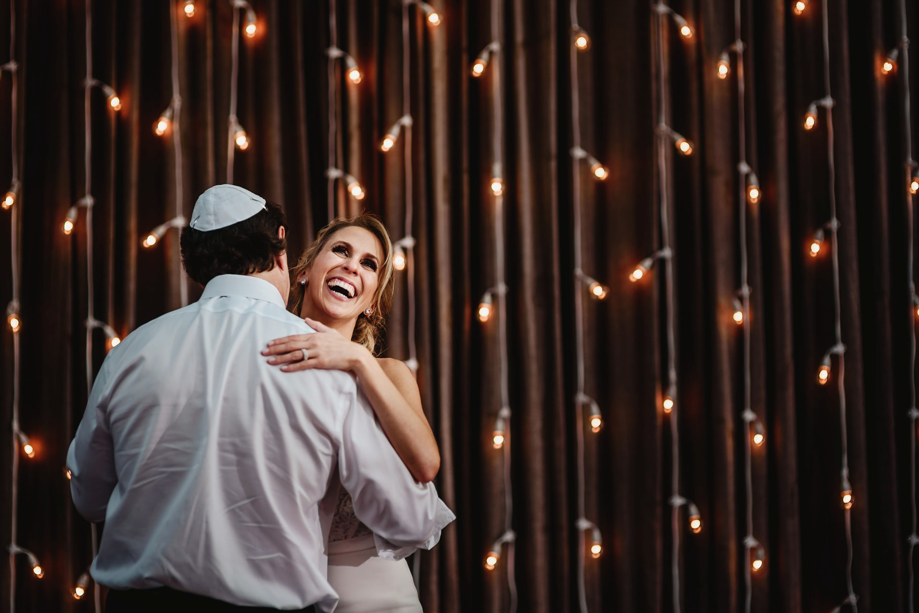Jewish wedding potographer