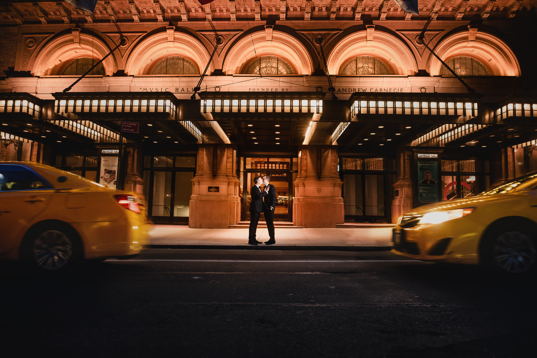New York Park Hyatt Wedding Photographer