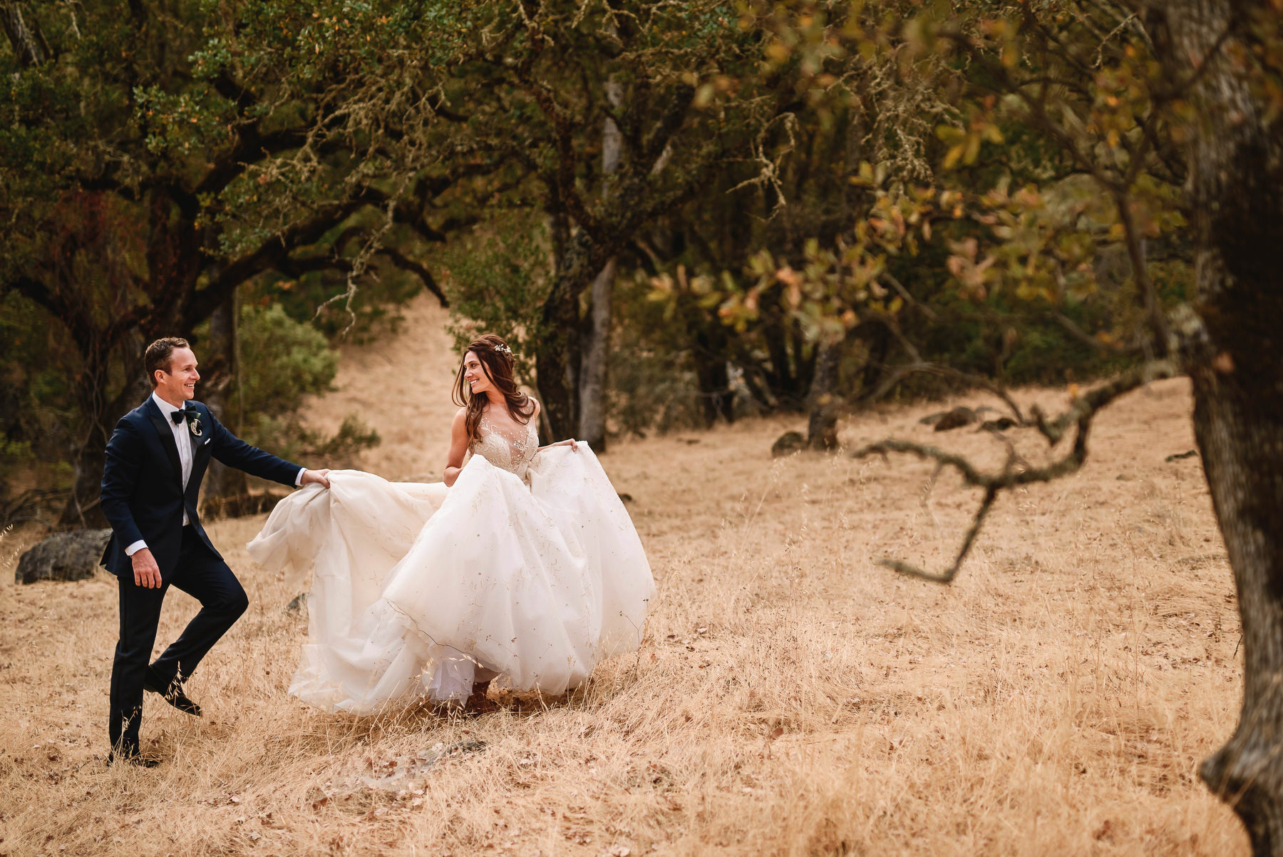 Wedding Photographer Calistoga Ranch California