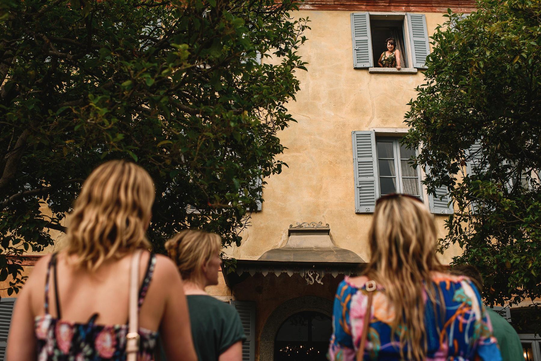 Italian Destination Wedding - Villa Regina Teodolinda Wedding Photographer