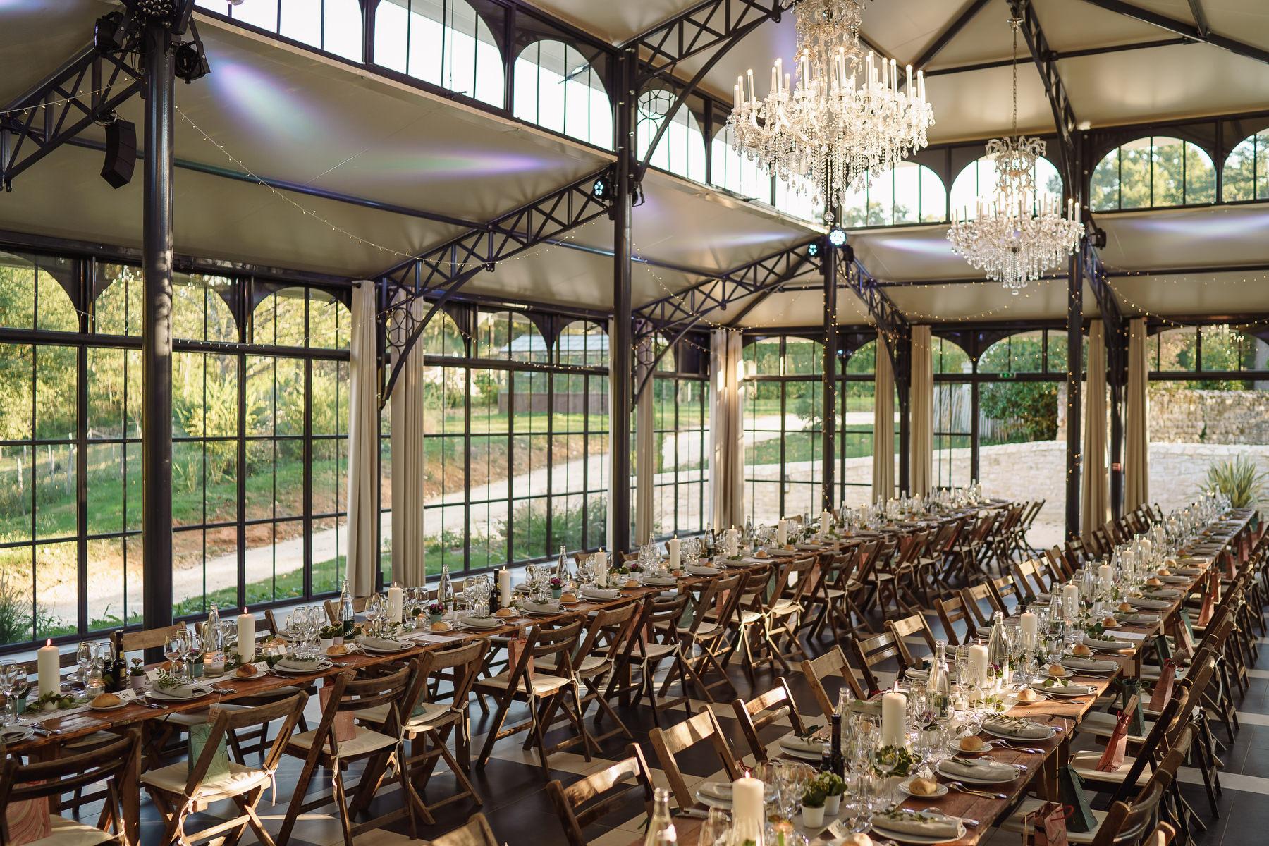 Domaine de la Fauconnie Wedding Photography