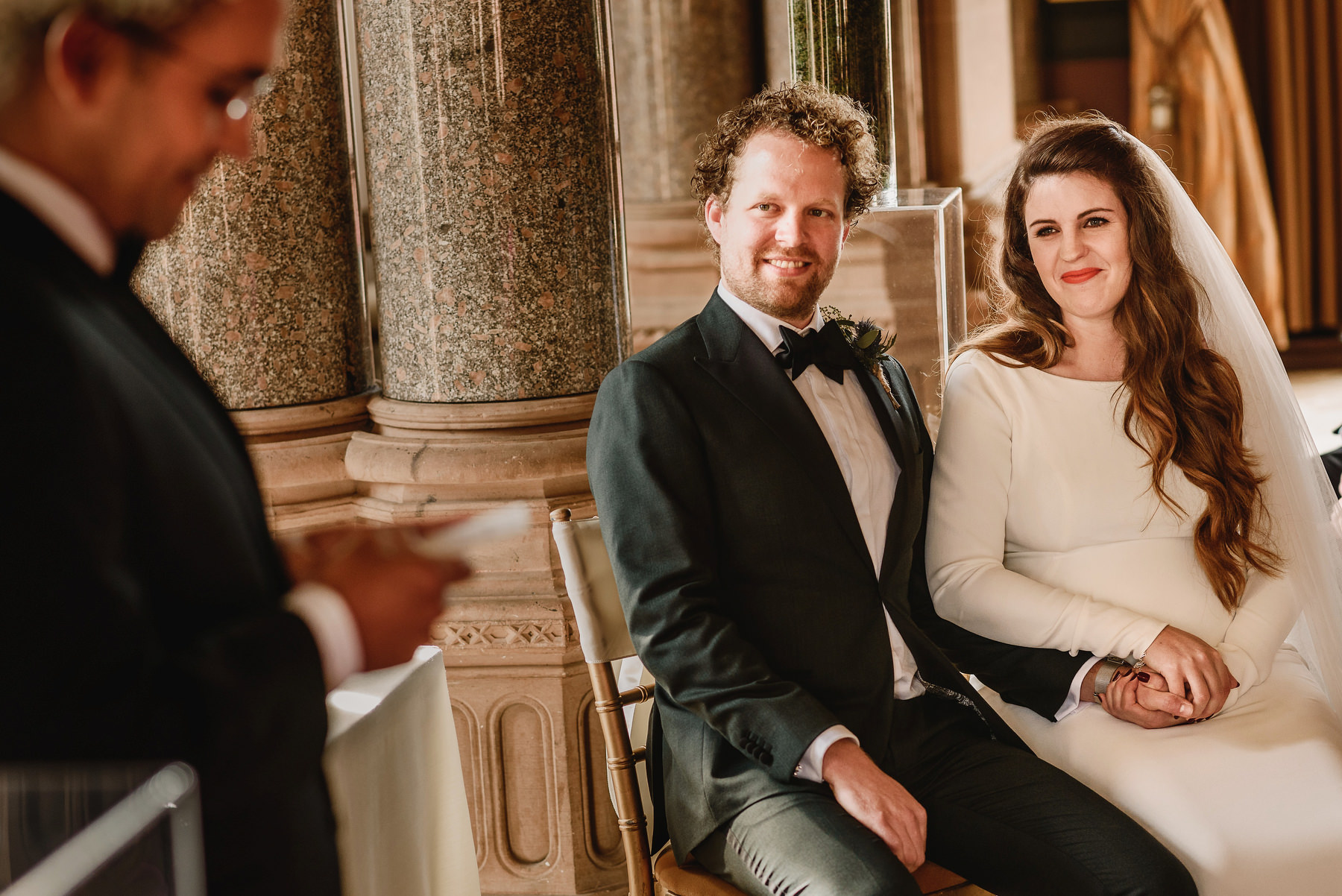 St Pancras Renaissance Hotel Wedding Photography