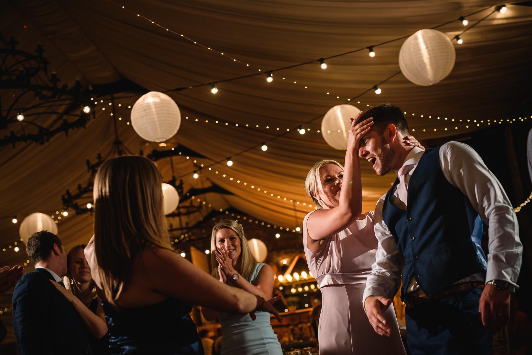 Evening wedding party york