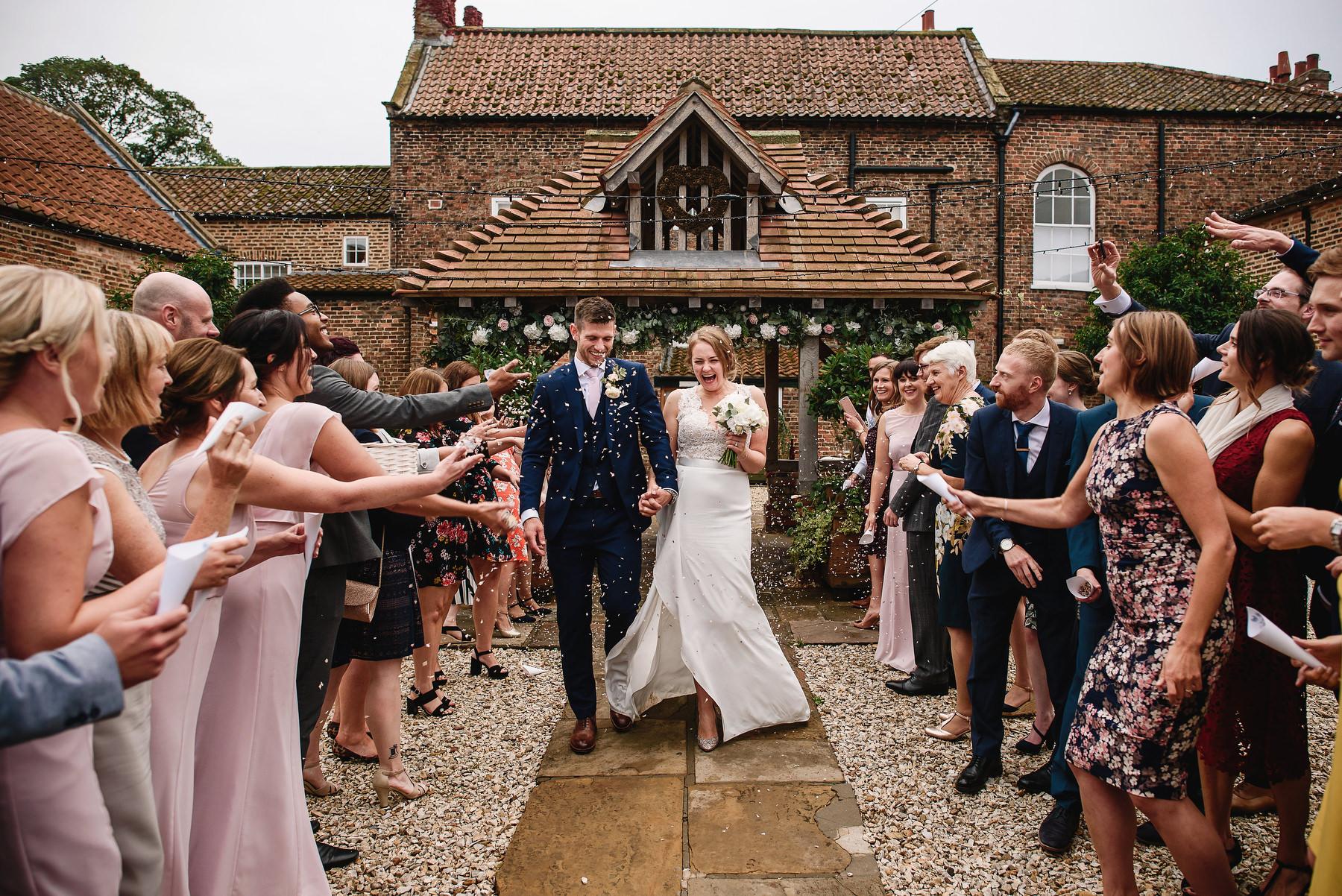 York Wedding Photography Hornington Manor