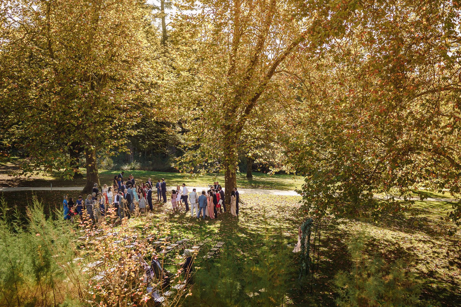 Domaine La Fauconnie wedding