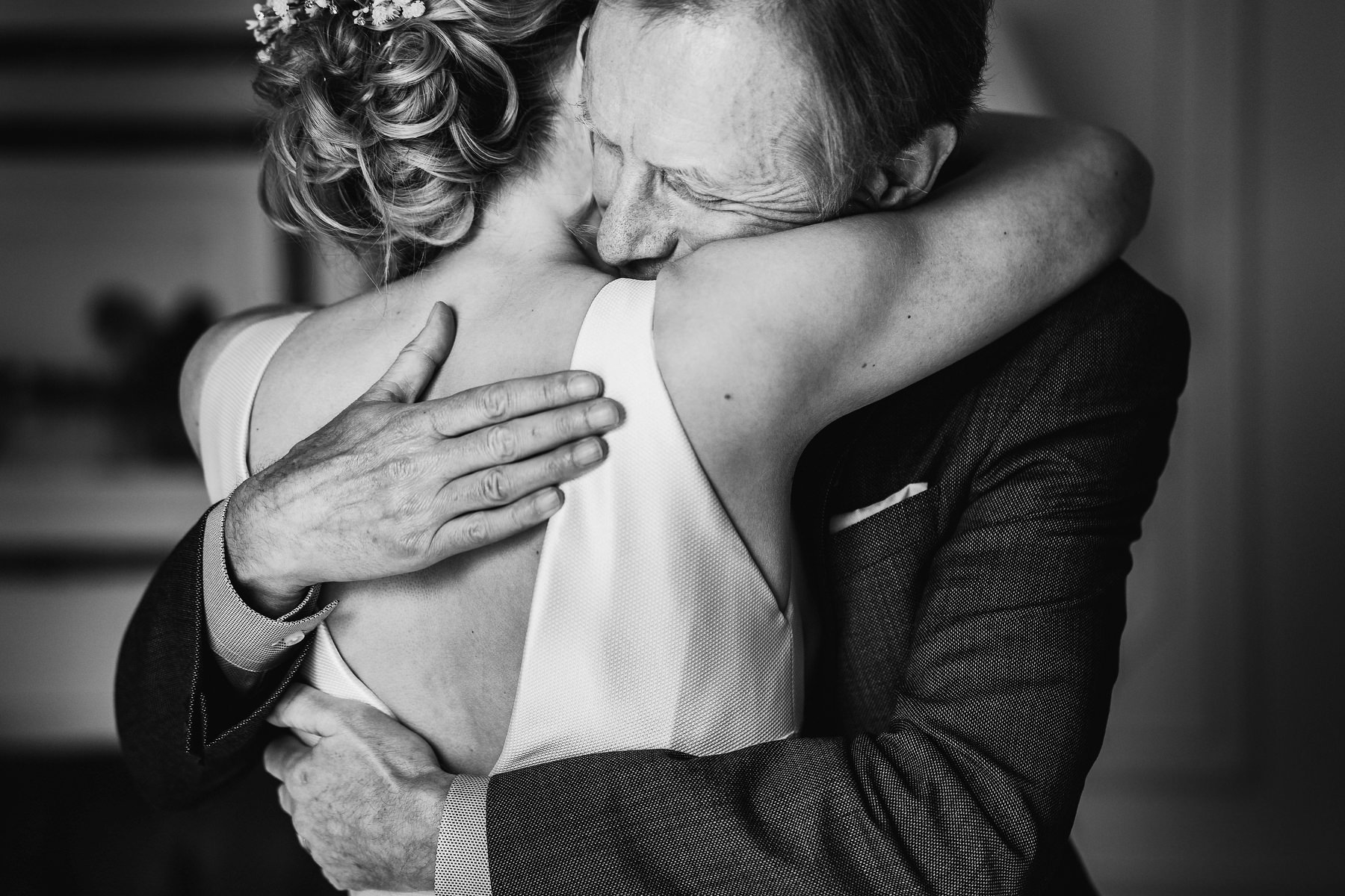 Savoy Hotel Wedding Photography father of the bride