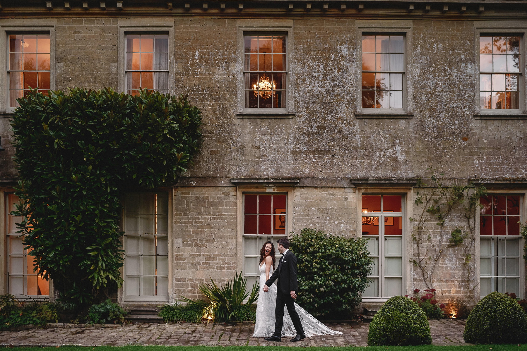 Babington House Wedding Photography