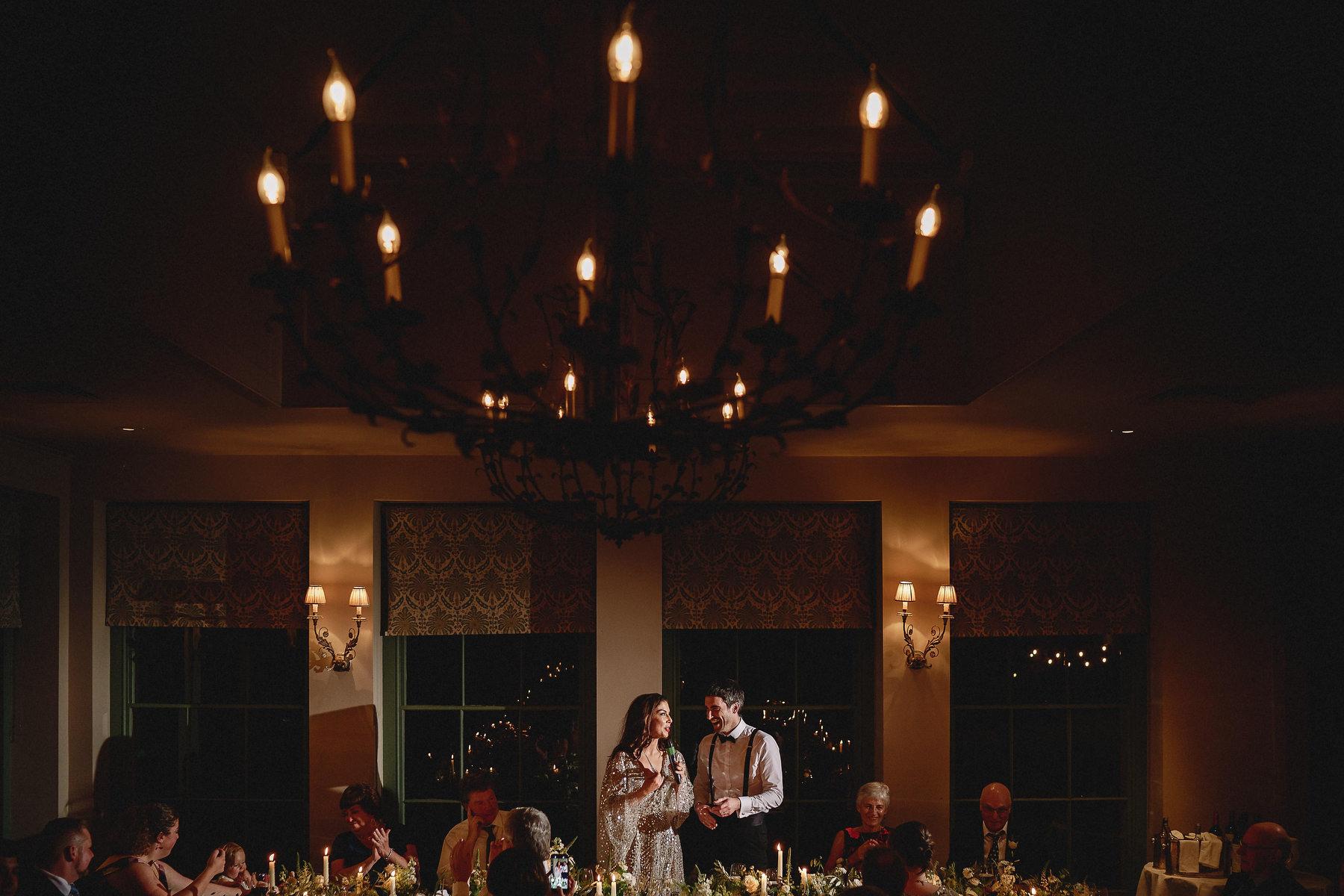Babington House Orangery Wedding