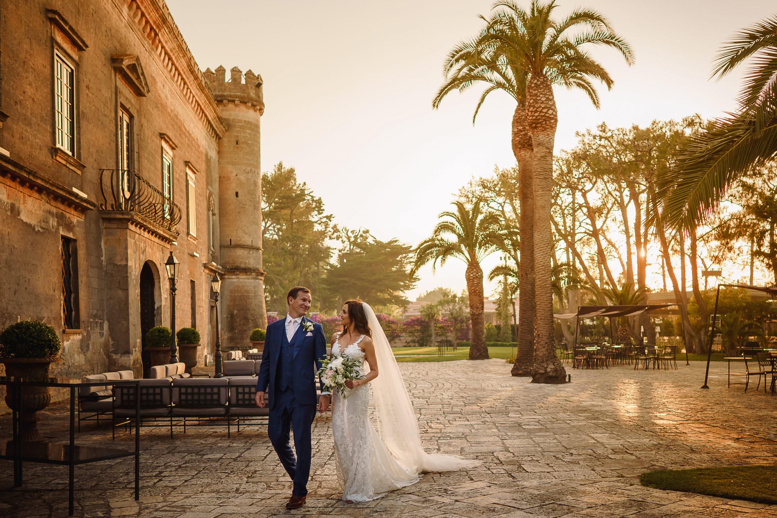 Castello Monaci Wedding Photography