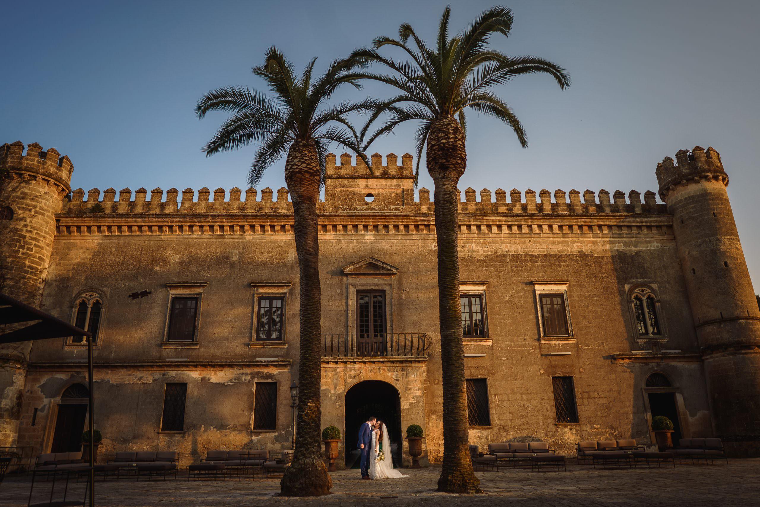 Castello Monaci Wedding Photographer