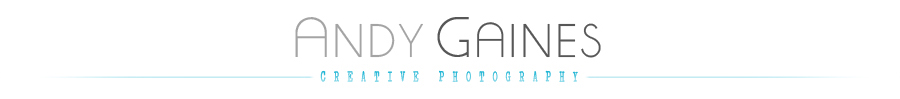 York Wedding Photographer Andy Gaines // Creative Wedding Photography in North Yorkshire logo